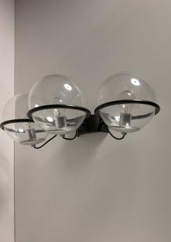 Compasso - Pair of Wall Lamps Model 238/3 by Gino Sarfatti for Arteluce