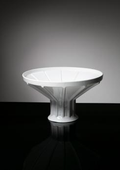 Compasso - Large Ceramic Centerpiece by Sergio Asti for Gabbianelli