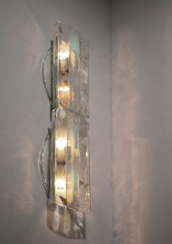 Compasso - Large Wall or Ceiling Lamp by AV Mazzega