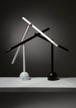 "Compasso - Pair of ""Mira"" Table Lamps by Mario Antonio Arnaboldi for Programma Luce"