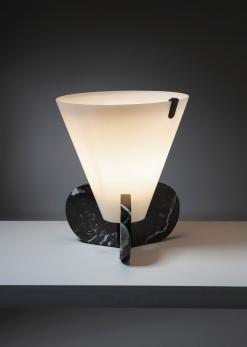 "Compasso - ""Calix"" Table Lamp by Salvatore Gregorietti for Status"