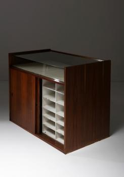 Compasso - Italian 60s Double Sided Storage Piece with Top Display