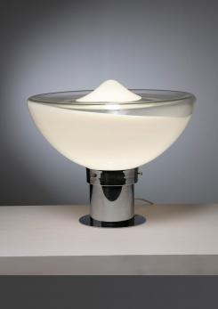 Compasso - Italian 70s Murano Glass Table Lamp