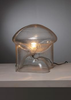 "Compasso - ""Medusa"" Table Lamp by Umberto Riva for VeArt"