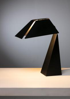 Compasso - Constructivist Metal Table Lamp