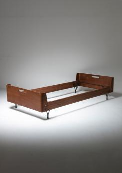 Compasso - Plywood Daybed Manufactured by Rima