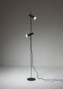 Compasso - Floor Lamp Model 1055 by Gino Sarfatti for Arteluce