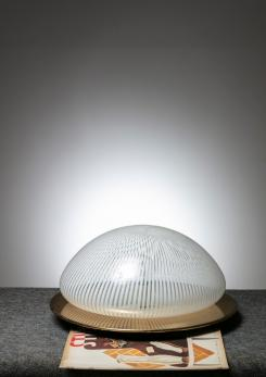"Compasso - ""Tessuto"" Lamp Manufactured by Venini"