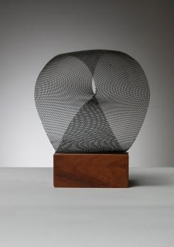 Compasso - Italian Op Art Sculpture