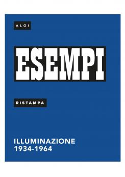Esempi Reprint Book Cover