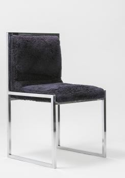 Compasso - Wright-Wright Chair by Nanda Vigo for Driade