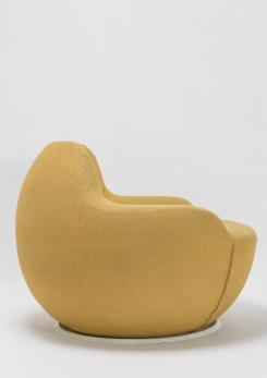 Compasso - Palla Easy Chair by Claudio Salocchi for Sormani