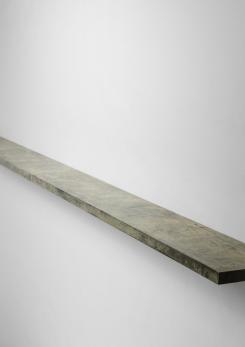 Compasso - Large 60s Wall Shelf by Aldo Tura