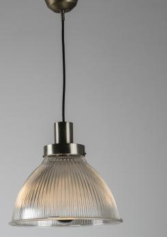 Compasso - Pair of Italian 1950s Pendant Lamps