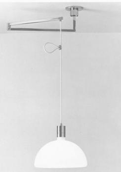 Compasso - AM/AS Adjustable Ceiling Lamp by Albini, Helg and Piva for Sirrah