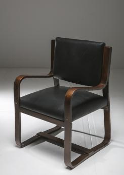 Compasso - Armchair by Giuseppe Pagano