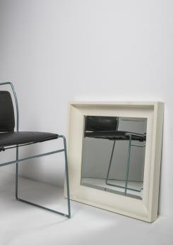 Compasso - Wall Mirror by Ignazio Gardella for Azucena
