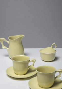 Compasso - Ceramic Set by Antonia Campi for SCI Laveno