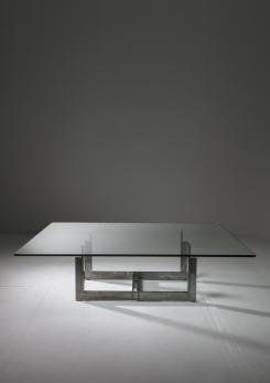 "Compasso - ""Sarpi"" Low Table by Carlo Scarpa for Simon"