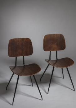 "Compasso - Pair of ""Du 12"" by Mario Rinaldi for RIMA"