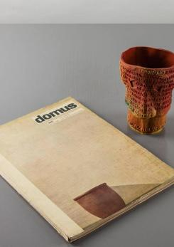 Compasso - Set of Two Exhibition Invitations by Gaetano Pesce