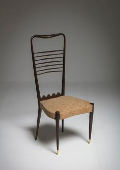 Compasso - Hi-Back Chair Attributed to Guglielmo Ulrich