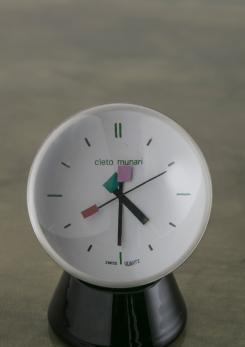Compasso - Wall Clock by Cleto Munari