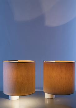 "Compasso - Pair of ""Fluette"" Table Lamps by Giuliana Gramigna for Quattrifolio"