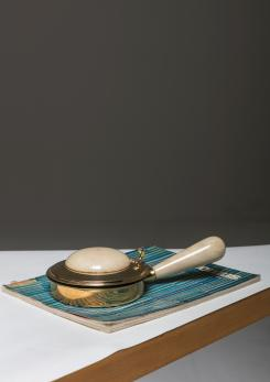 Compasso - Aldo Tura Serving Piece