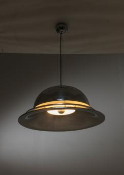 "Compasso - Pendant Lamp Model ""2507"" by G.P.A. Monti for Fontana Arte"