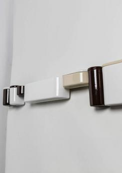 Compasso - Adjustable Ceramic Wall Units by Sicart, Italy