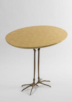 Compasso - Traccia Table by Meret Oppenheim for Simon Gavina