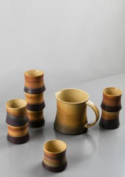 Compasso - Ceramic Set by Franco Bucci for Laboratorio Pesaro