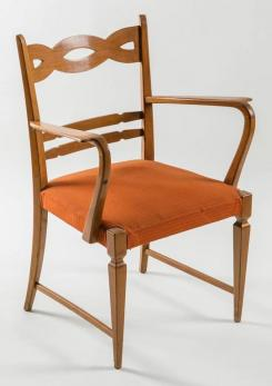 Compasso - Armchair by Paolo Buffa by Marelli