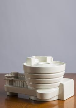 Compasso - Guggenheim Ceramic Sculpture by A.Ba.Co. for New Land