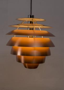 Compasso - Pair of Stilnovo Pendant lamps