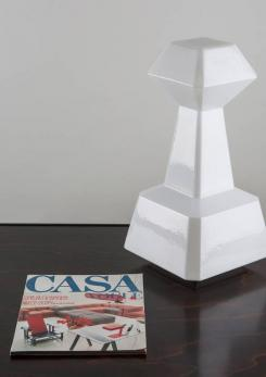 Compasso - Sagoma Table Lamp by Toni Zuccheri for VeArt