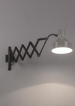 Compasso - Italian 1950s Expandable Wall Lamp