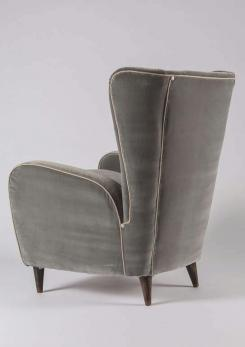 Compasso - Armchair by Paolo Buffa
