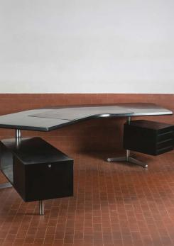 "Compasso - Desk Model ""T69"" by Osvaldo Borsani for Tecno"