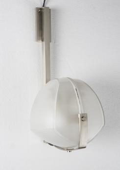 "Compasso - Rare Pair of ""Omicron"" sconces by Vico Magistretti for Artemide"