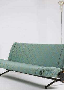 Compasso - D70 Sofa by Osvaldo Borsani for Tecno