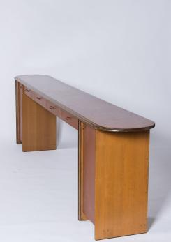 Compasso - Artona Extra Large Console by Afra and Tobia Scarpa for Maxalto