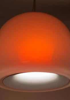 "Compasso - ""Naranza"" Pendant Lamp by Liisi Beckmann for Vistosi"