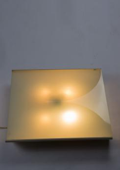 Compasso - Clessidra Sconce By Bobo Piccoli for Fontana Arte