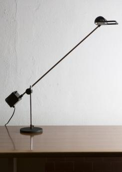 Compasso - Maniglia Table Lamp by De Pas, Lomazzi and D'Urbino for Stilnovo