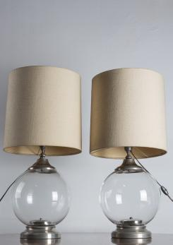 Compasso - Set of Two Italian Table lamps