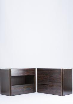 "Compasso - Set of Two ""4d"" Storage System Units by Mangiarotti for Molteni"