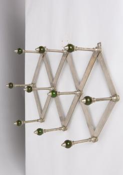Compasso - Coat Rack by Luigi Caccia Dominioni for Azucena