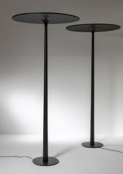 Compasso - Pair of Floor Lamps by Filippo Dell'Orto for spHaus